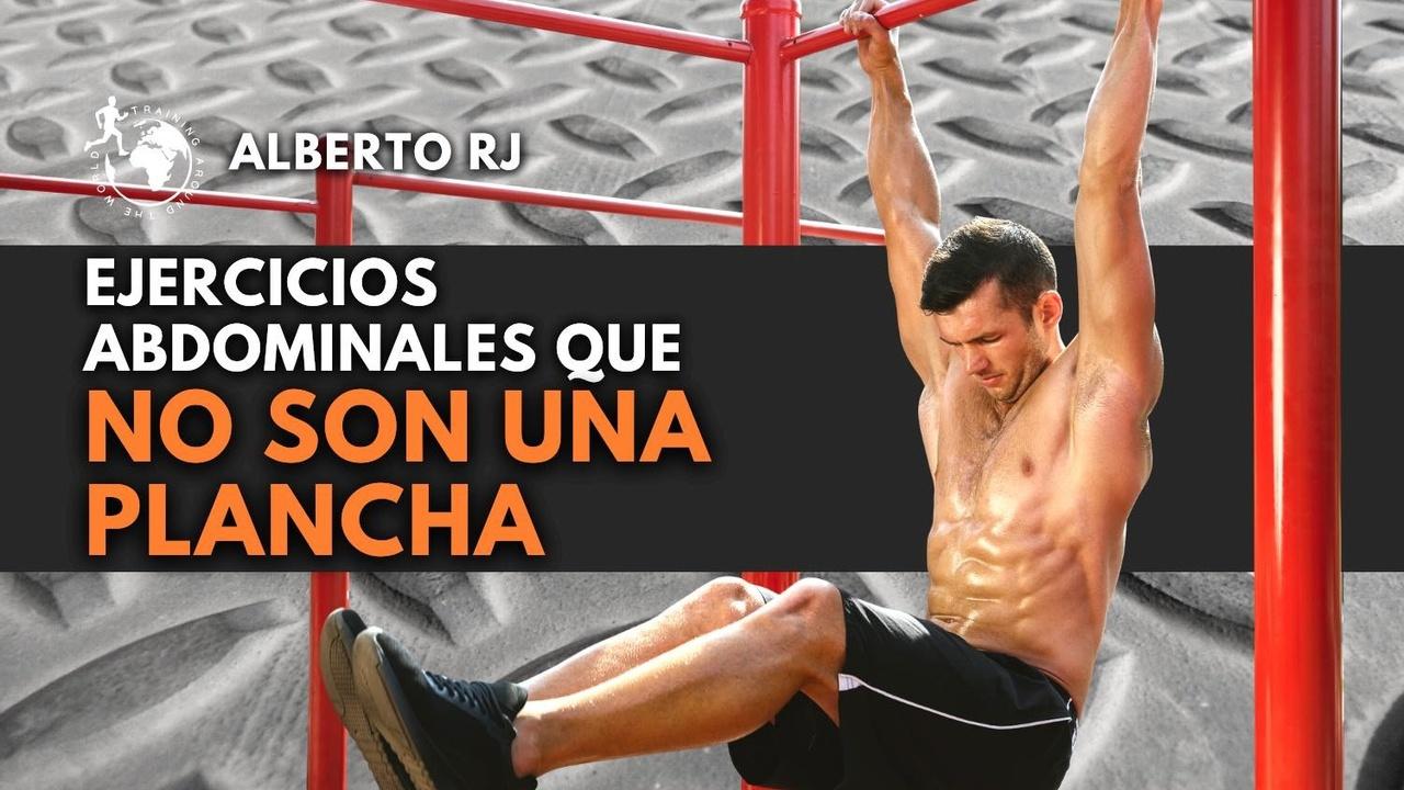 ejercicios abdominales que no son una plancha