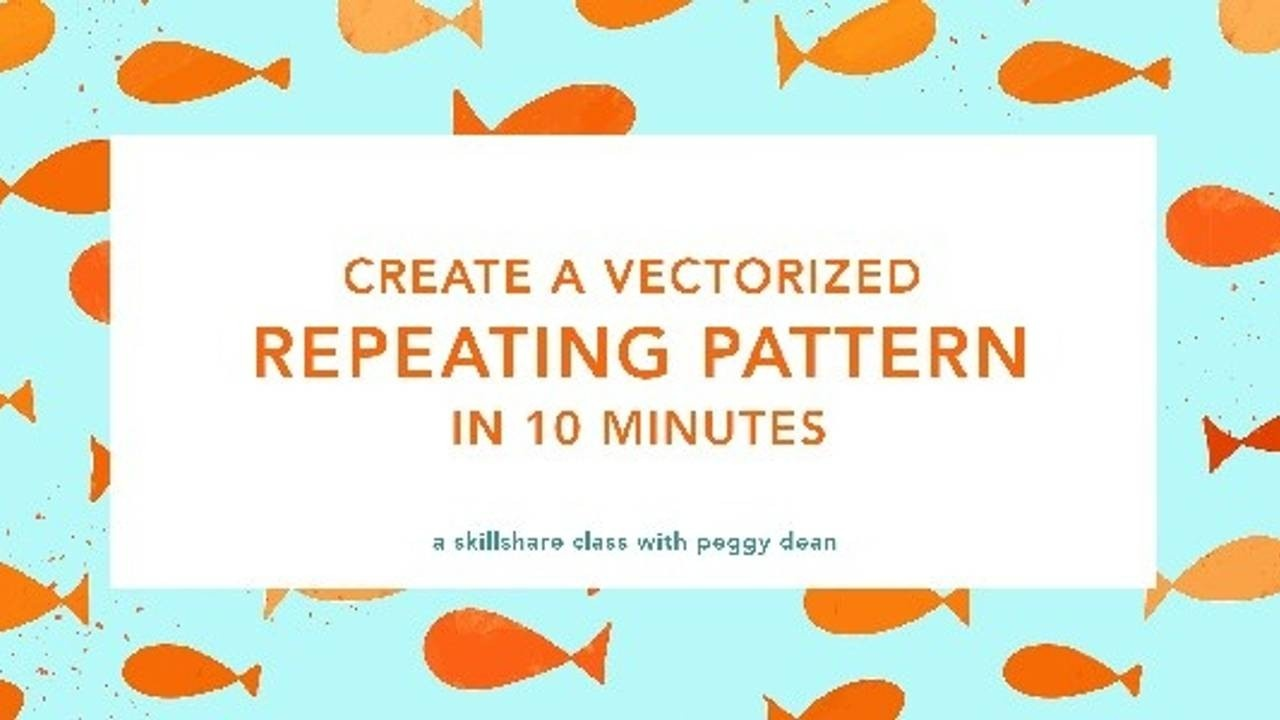 Create a Repeating Pattern in 10 Minutes