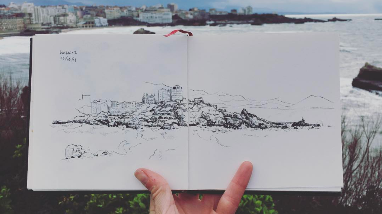 5 Reason why you should start sketching