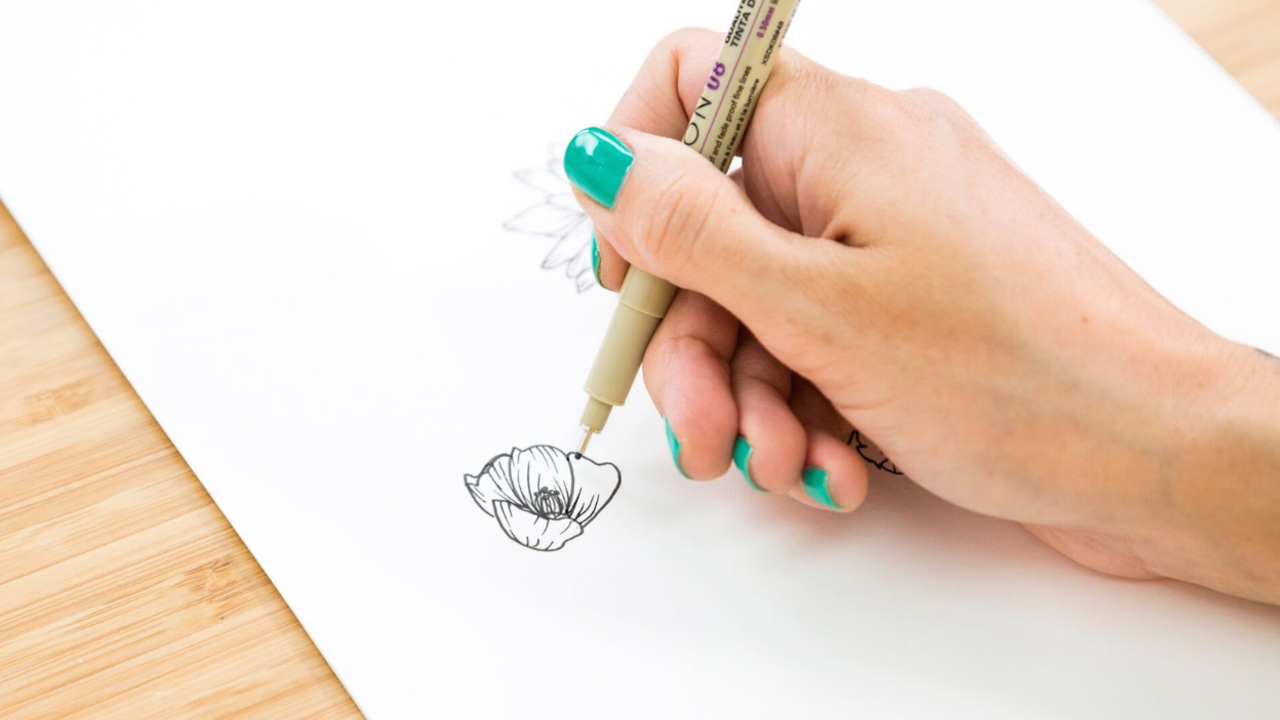 Tips for Getting Started on Line Drawing