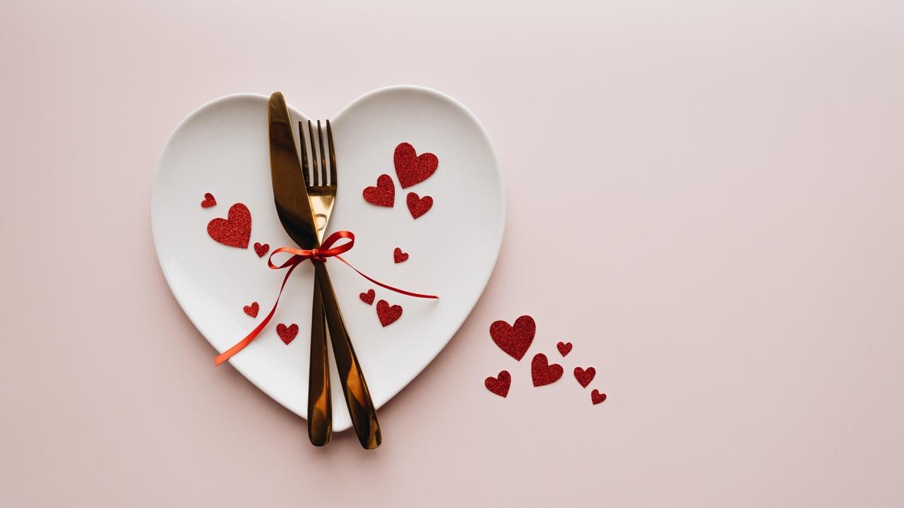 the best vegan valentines dinner