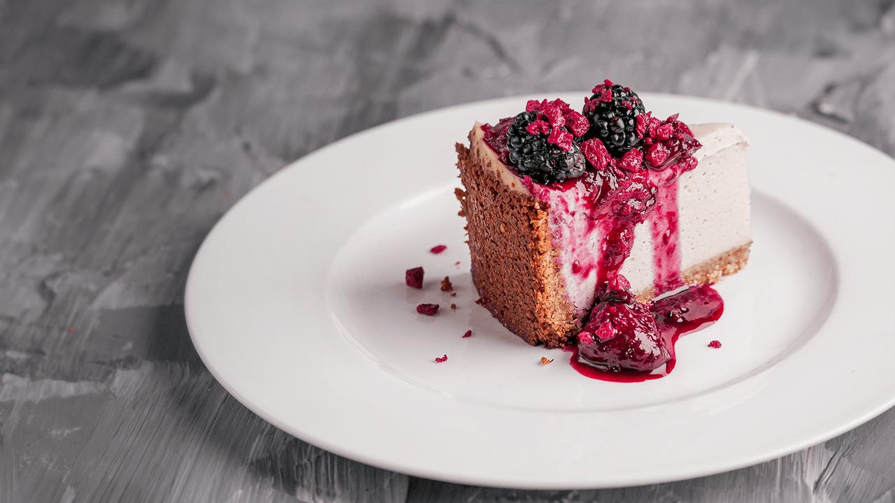 Vegan & Gluten-Free Cheesecake Recipe