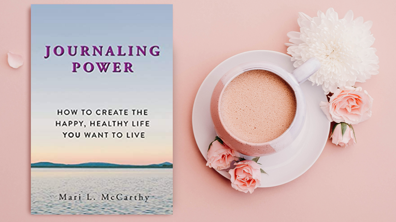 Journaling Power by Mari L. McCarthy