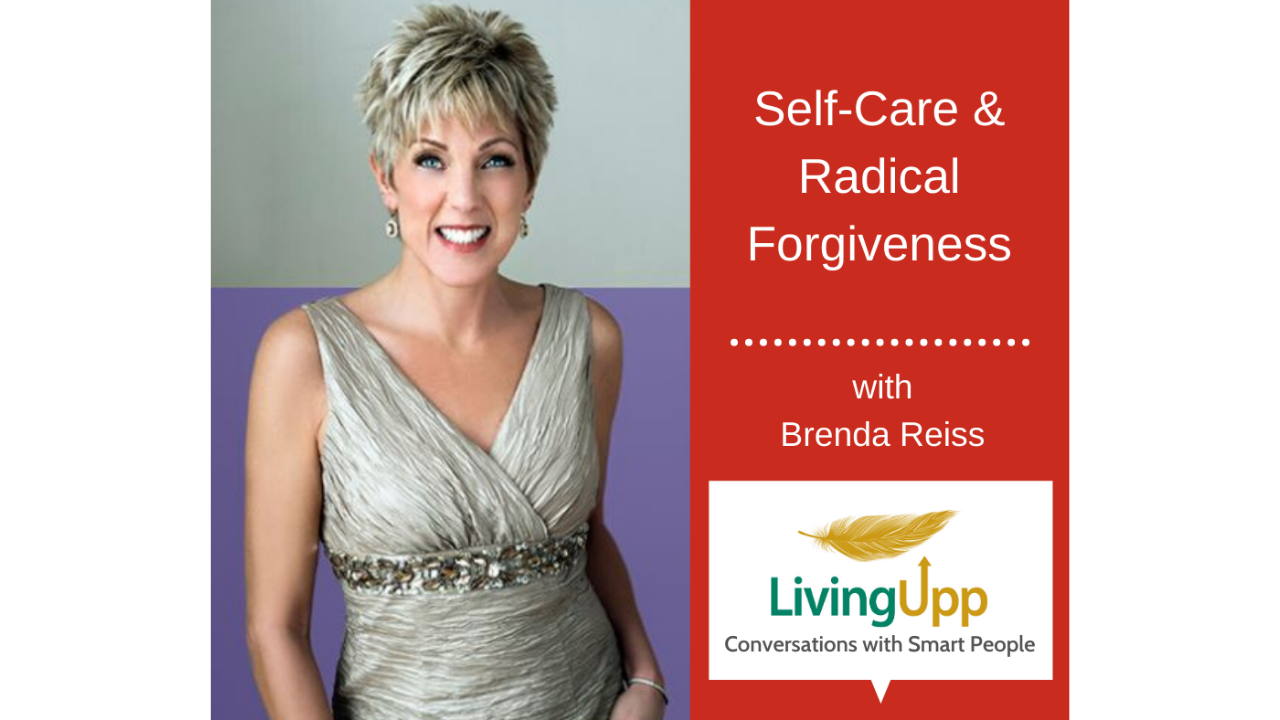 LivingUpp's Conversations with Smart People interview with Brenda Reiss