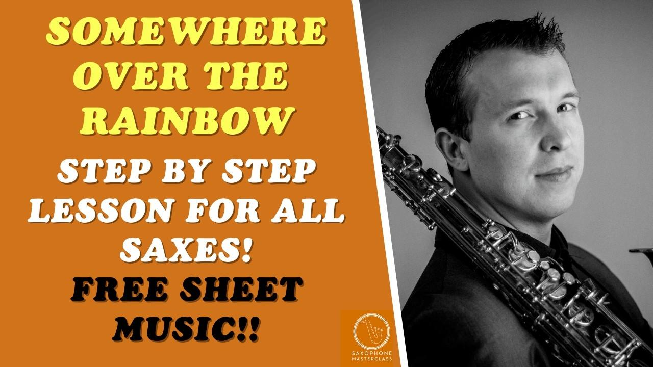 How To Play Somewhere Over The Rainbow