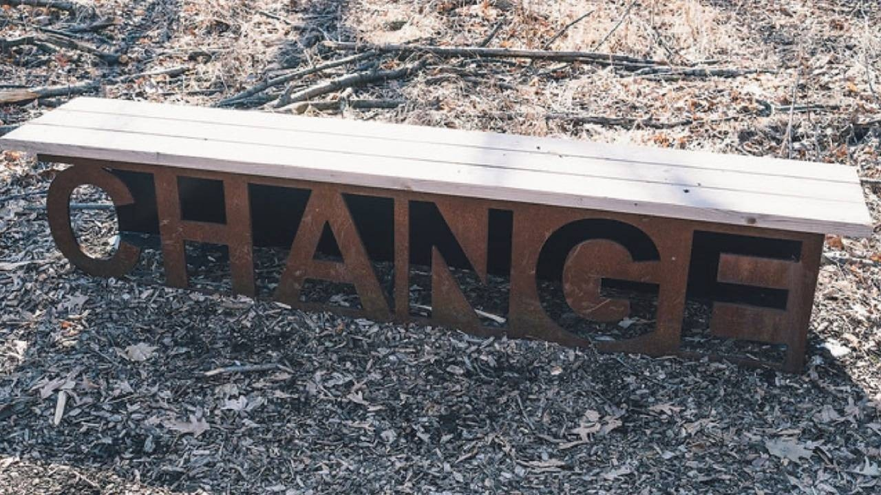 Cambiar la forma de cambiar