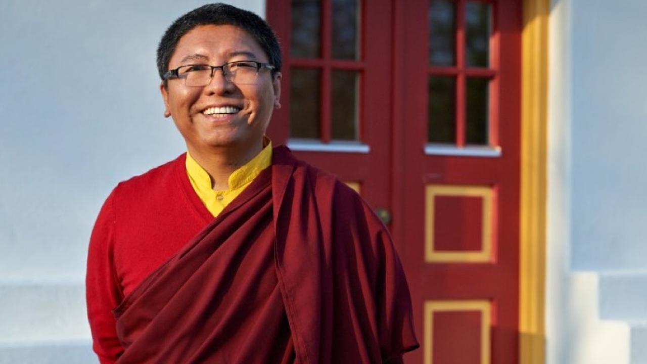 Tsoknyi Rimpoche