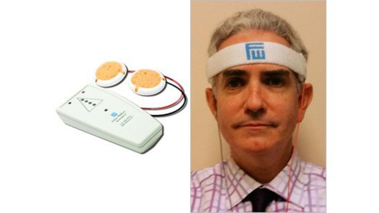 Cranial Electrical Stimulation
