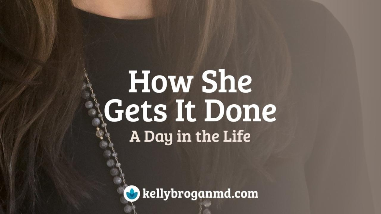 How-She-Gets-It-Done