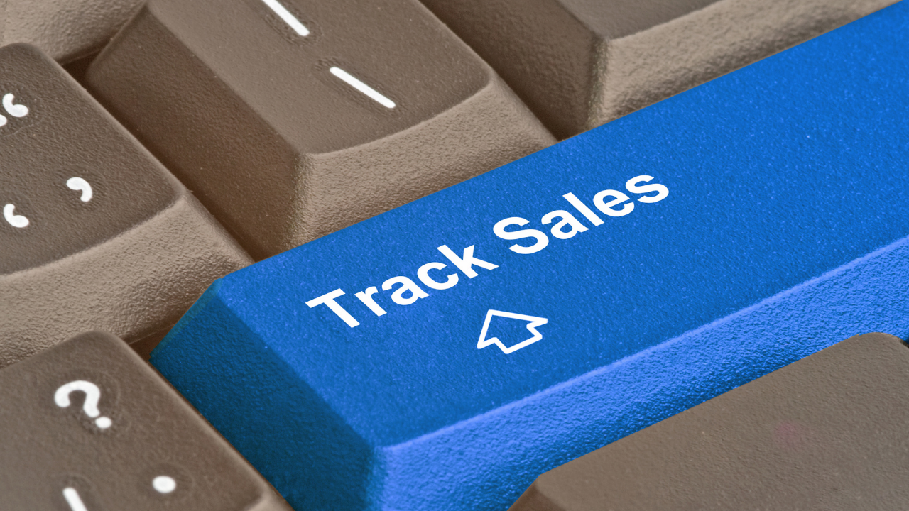 How Tracking Your Sales Can Help You Predict The Future!