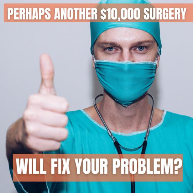 orthopedic surgeon meme