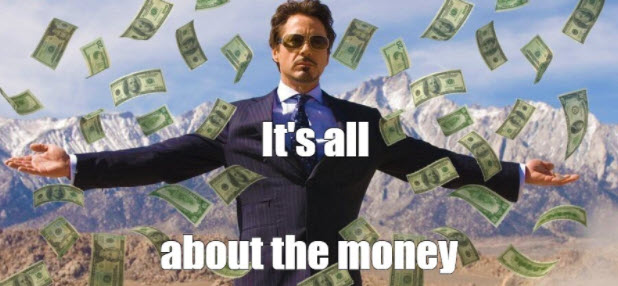 meme about money