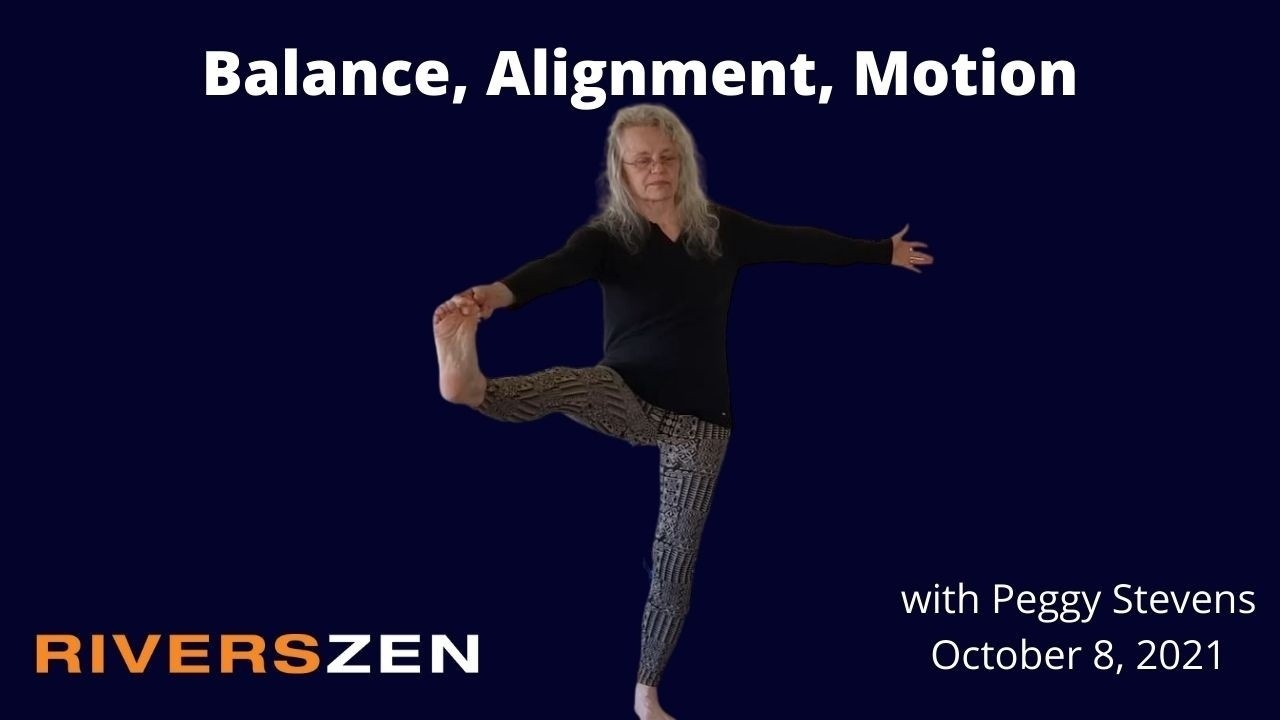Balance, Alignment and Motion For Health