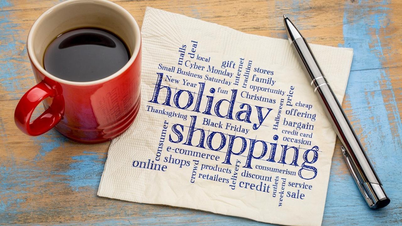 coffee mug holiday shopping list
