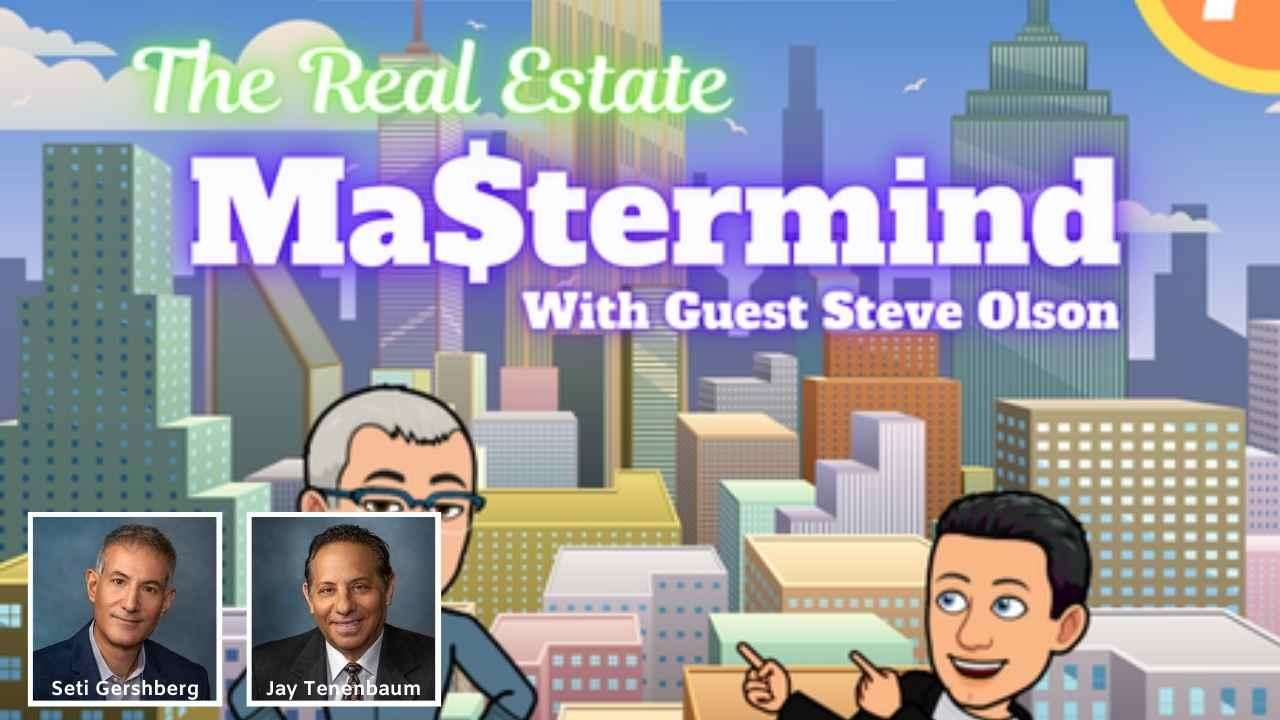 The Real Estate Mastermind Podcast with Steve Olson