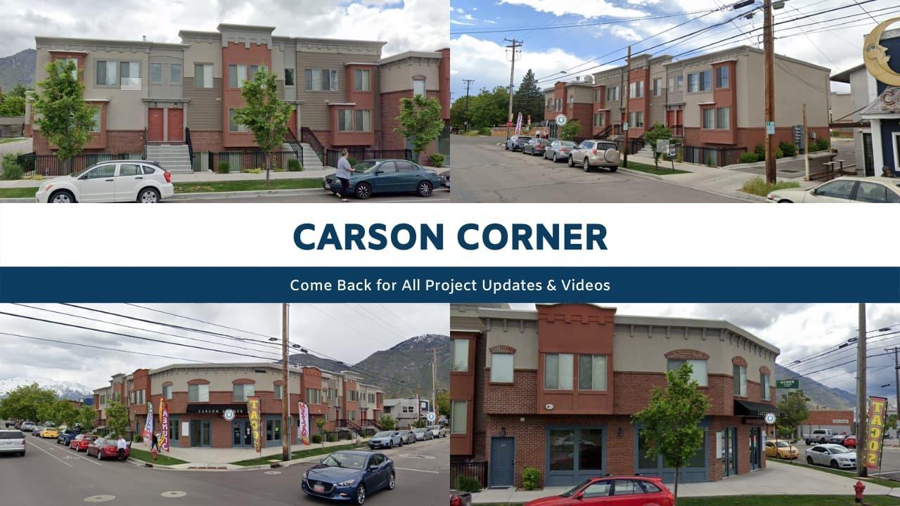 Carson Corner Development