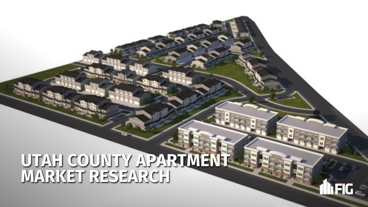 Renderings of Apartments