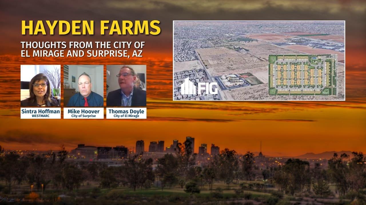 Hayden Farms multifamily renderings