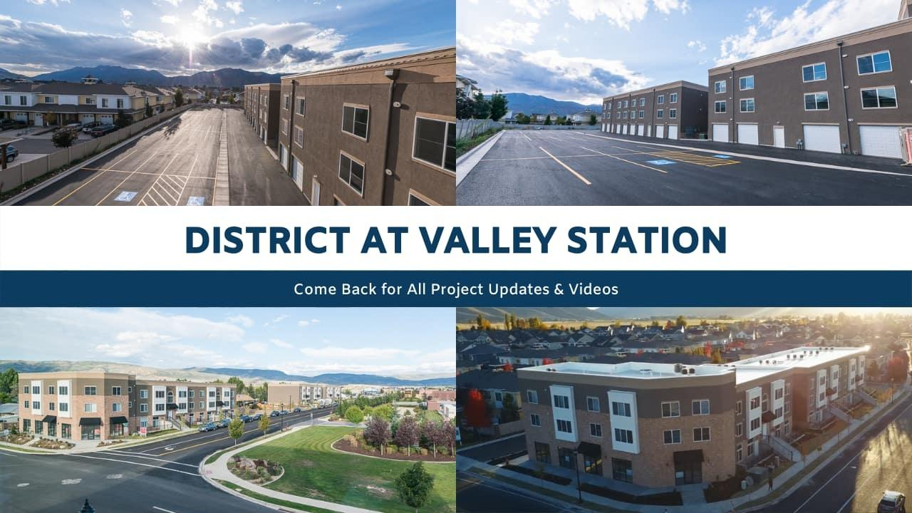 District at Valley Station Development
