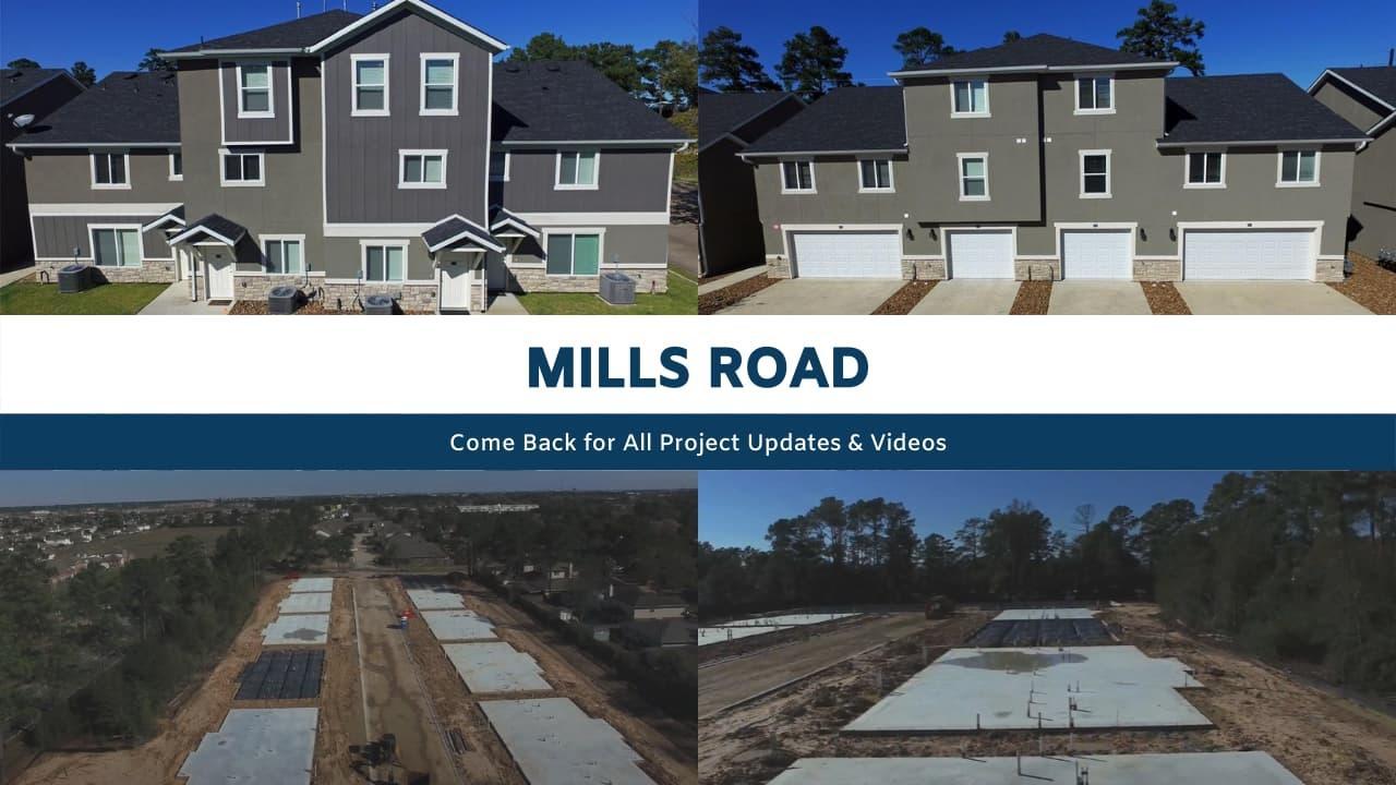 Mills Road Development