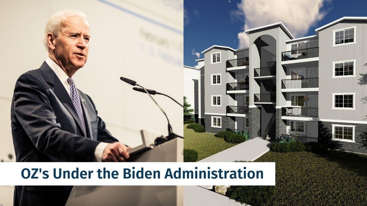 Joe Biden Opportunity Zone