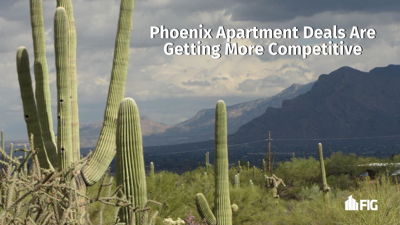 Apartments in Phoenix, Arizona