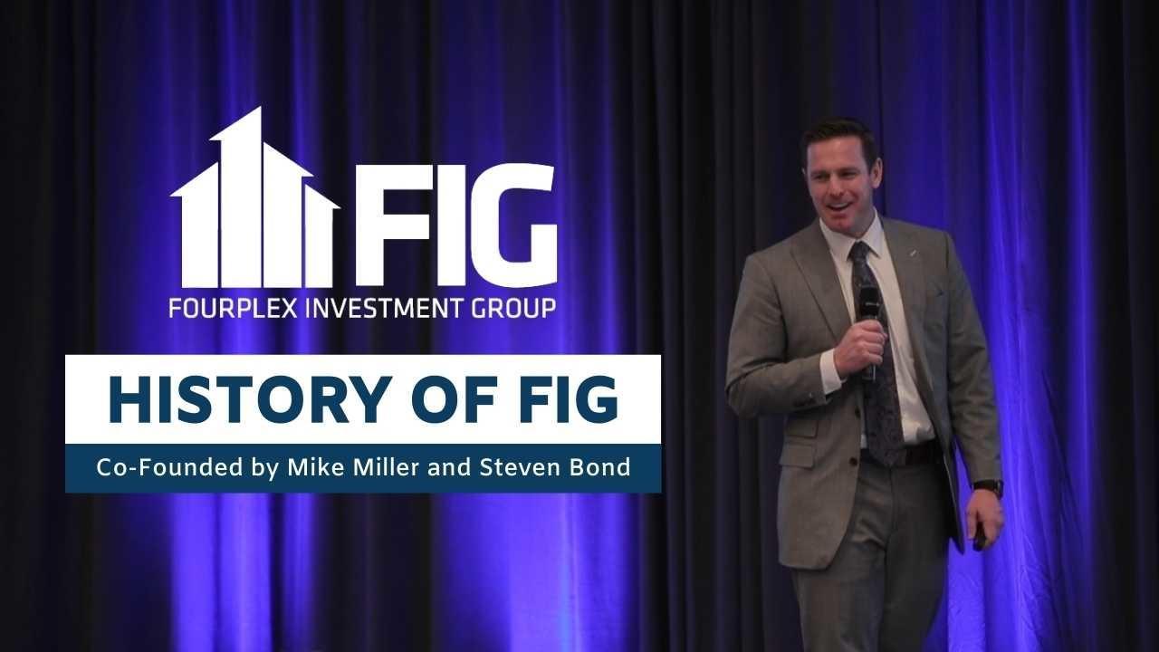 Steven Bond and FIG