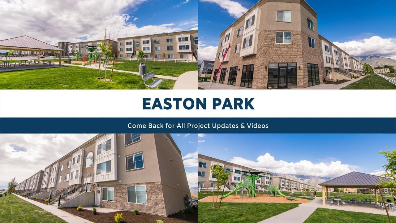 Easton Park Development