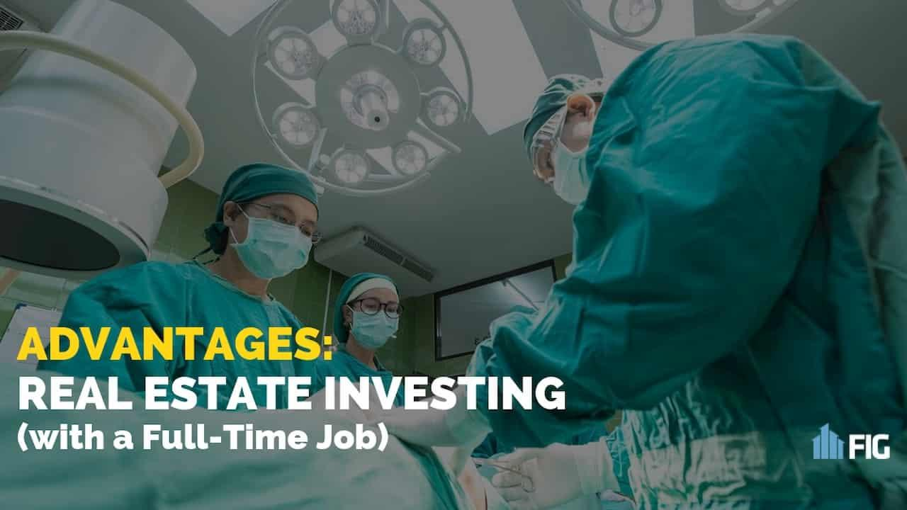 Doctors Investing in Real Estate