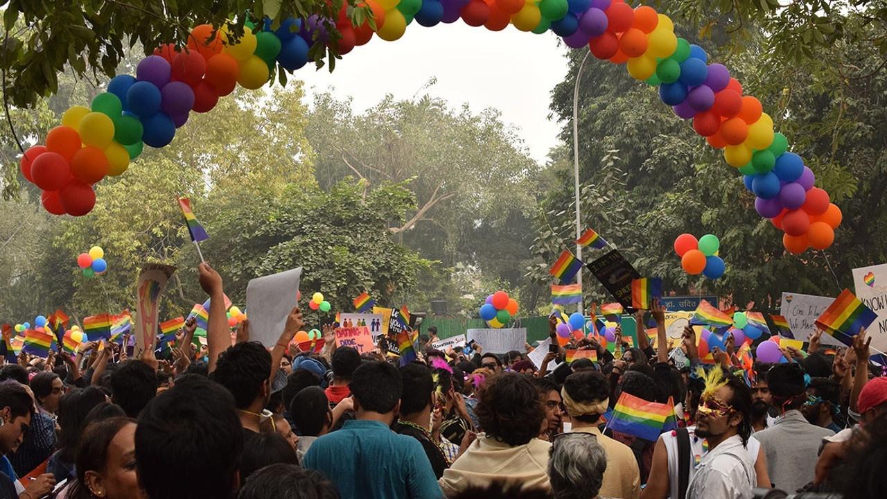 Pride i India