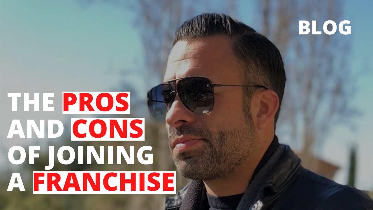 The PROs and CONs of Joining a Franchise