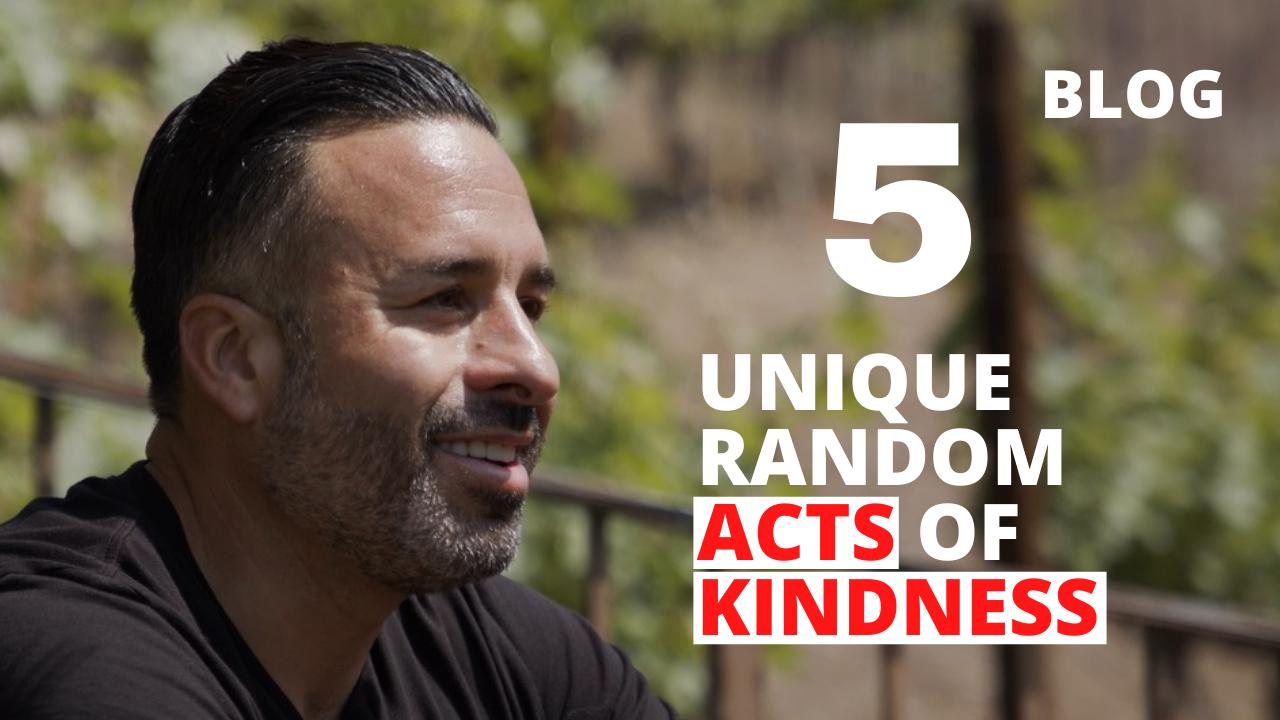 5 Unique Random-Acts-of-Kindness