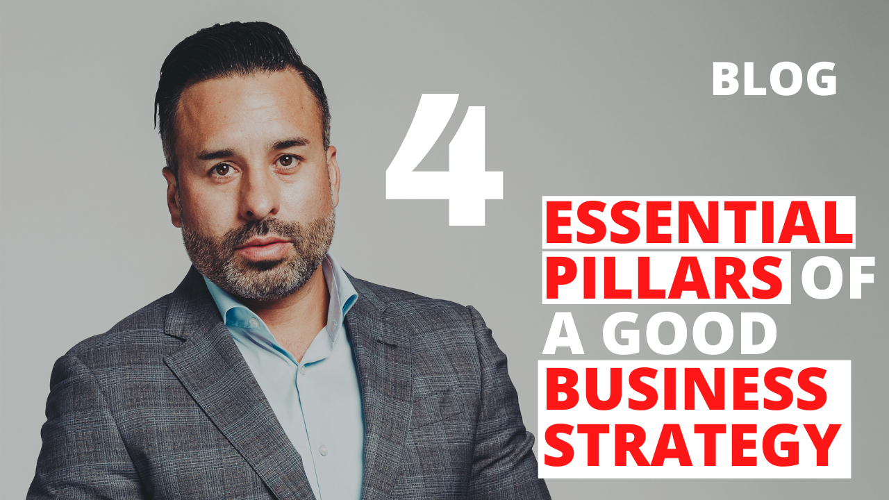 4 Essential Pillars of a Good Business Strategy