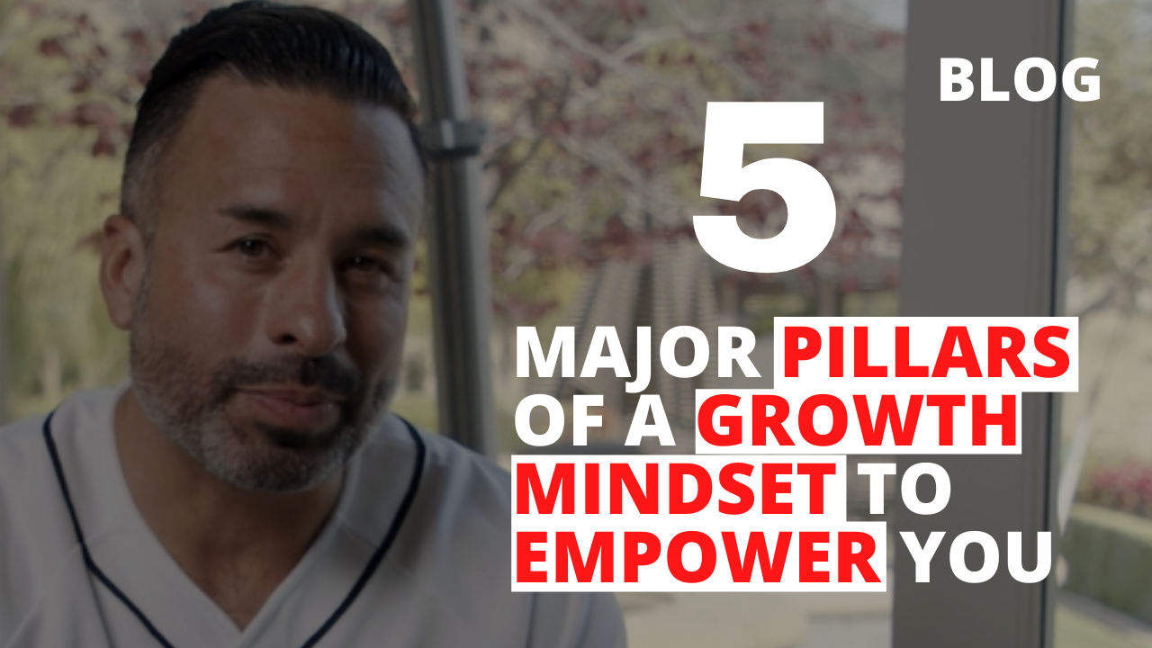 5 Major Pillars of a Growth Mindset to Empower You