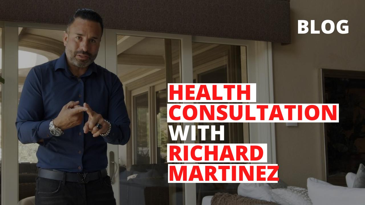 Health Consultation with Richard Martinez