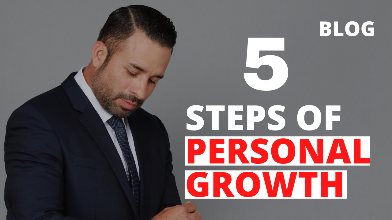 5 Steps of Personal Growth