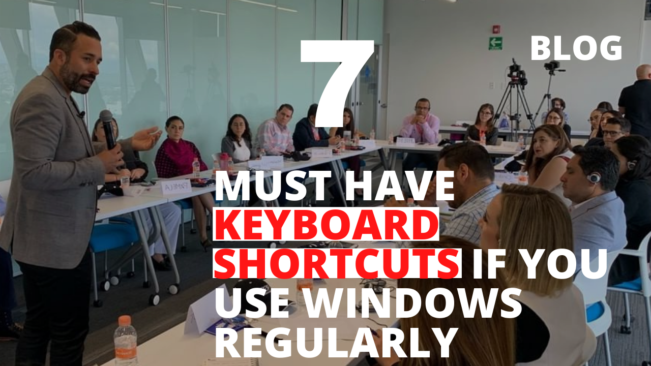 7 Must-Have Keyboard Shortcuts if You Use Windows Regularly