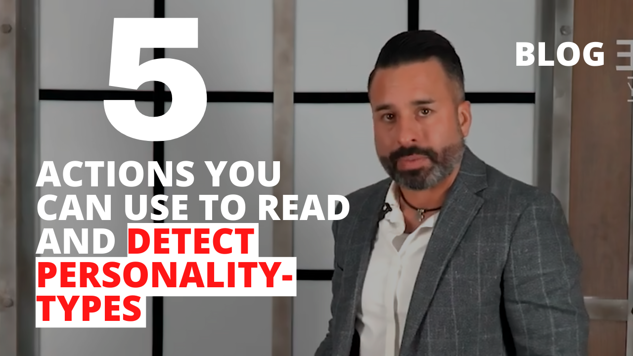 5 Actions You Can Use to Read and Detect Personality-Types