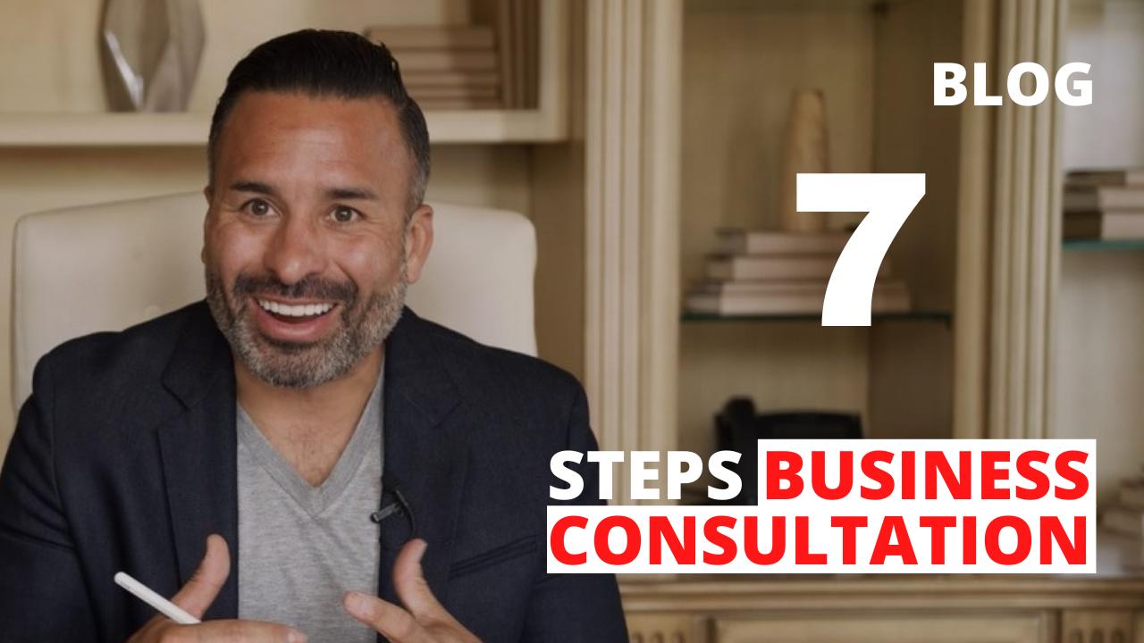 7 Step Business Consultation