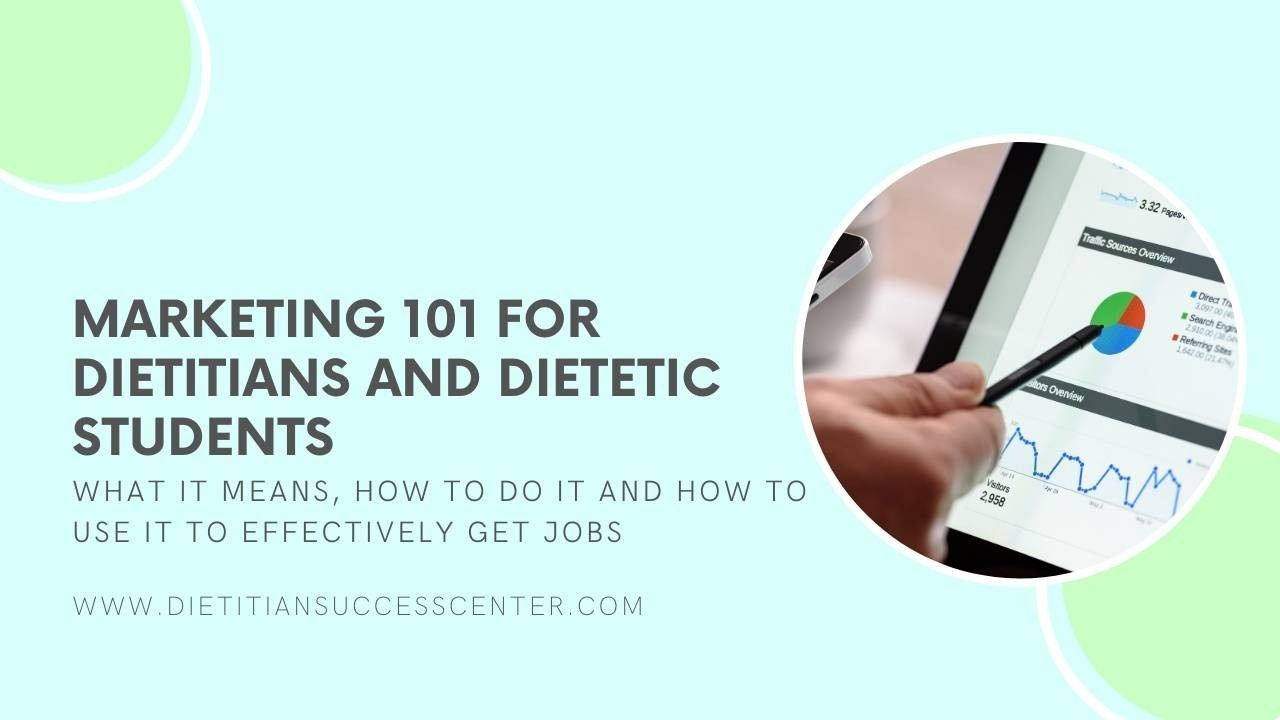 marketing for dietitians