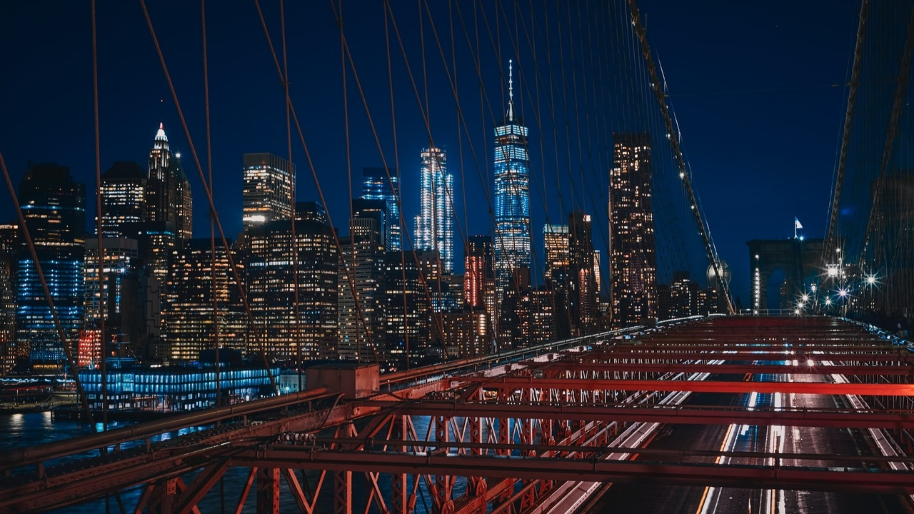 nyc bridge city lights our innate wellness