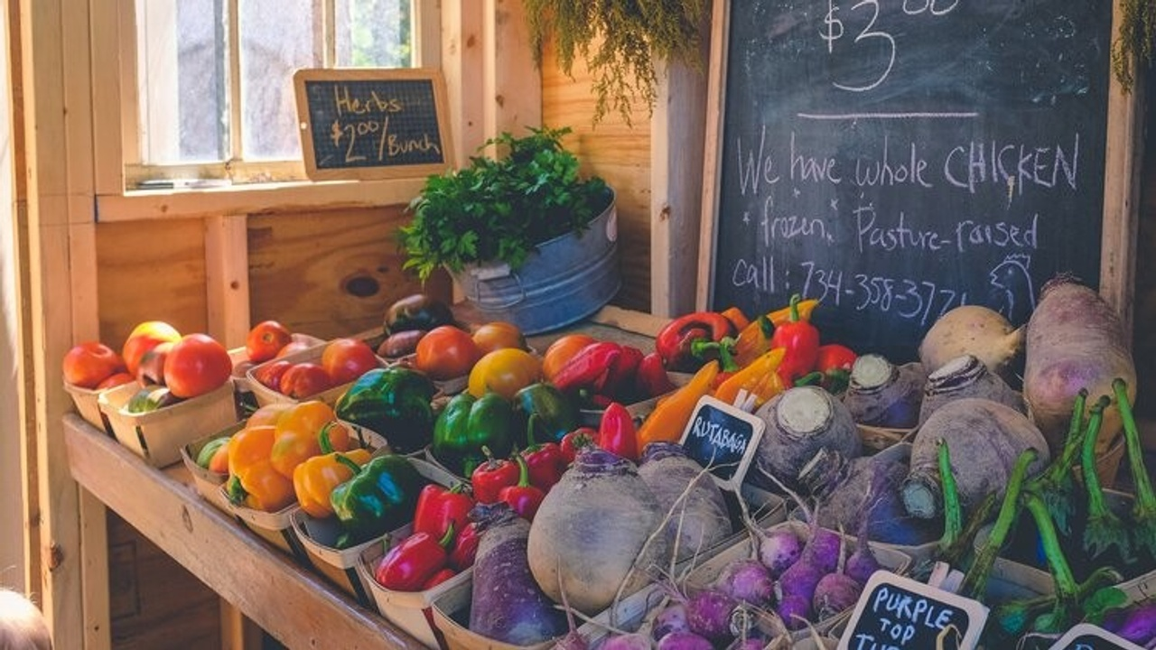 produce at street market our innate wellness whistler british columbia
