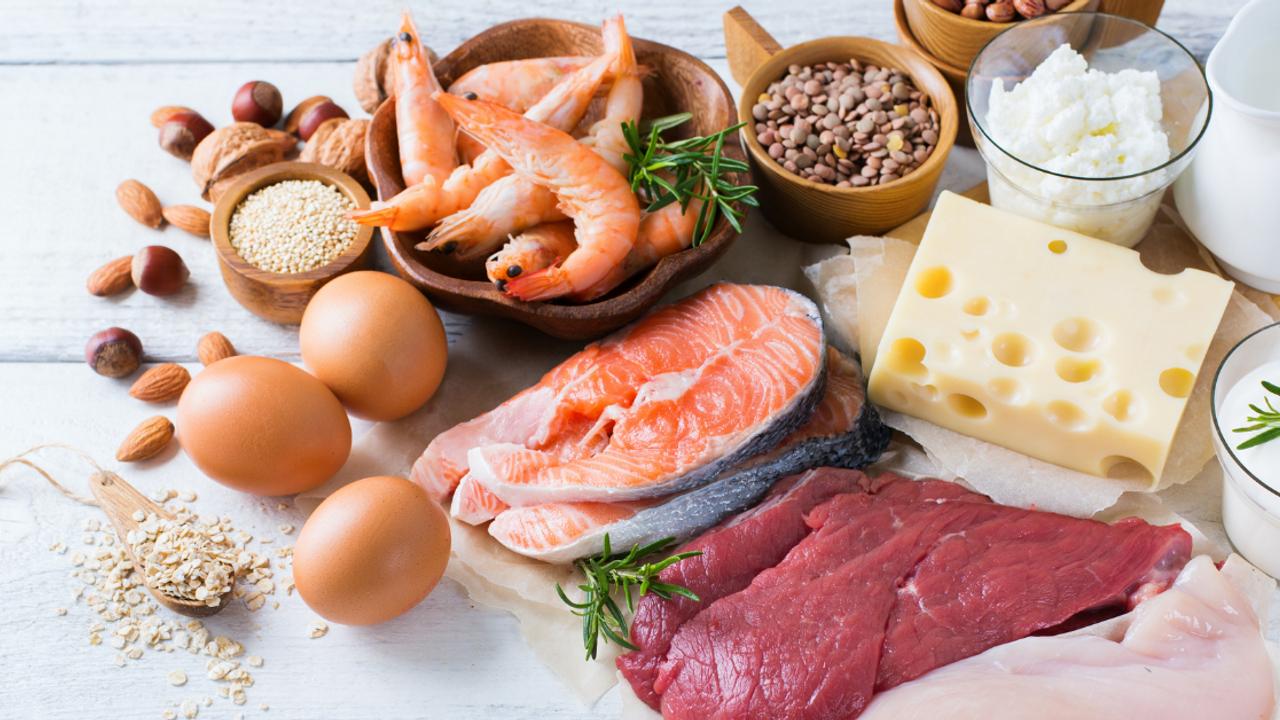 menopause diet, protein