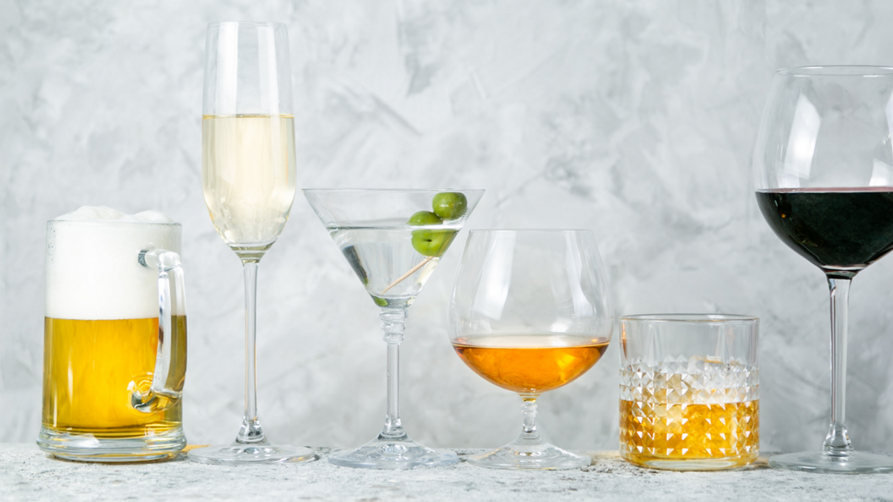 alcohol and menopause