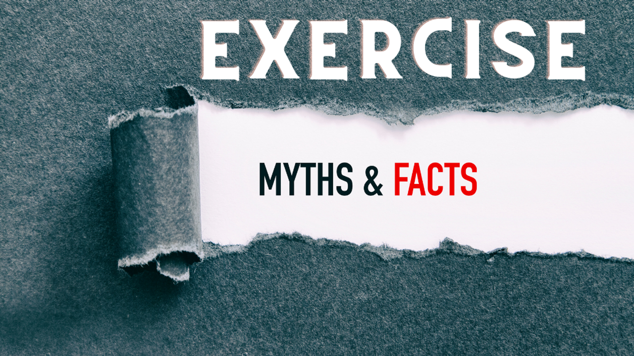 exercise myths during menopause