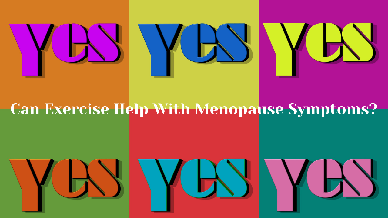 exercise and menopause symptoms