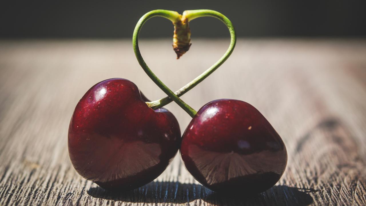 cherries, menopause diet