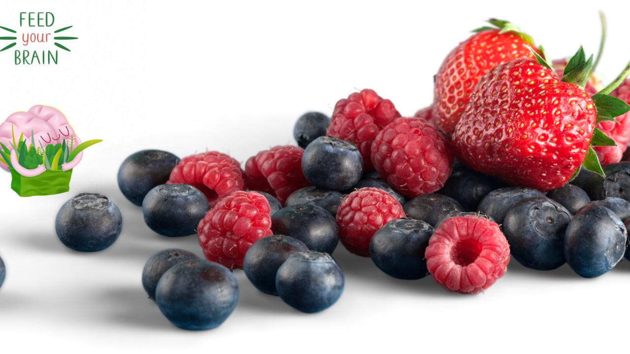 menopause diet, berries