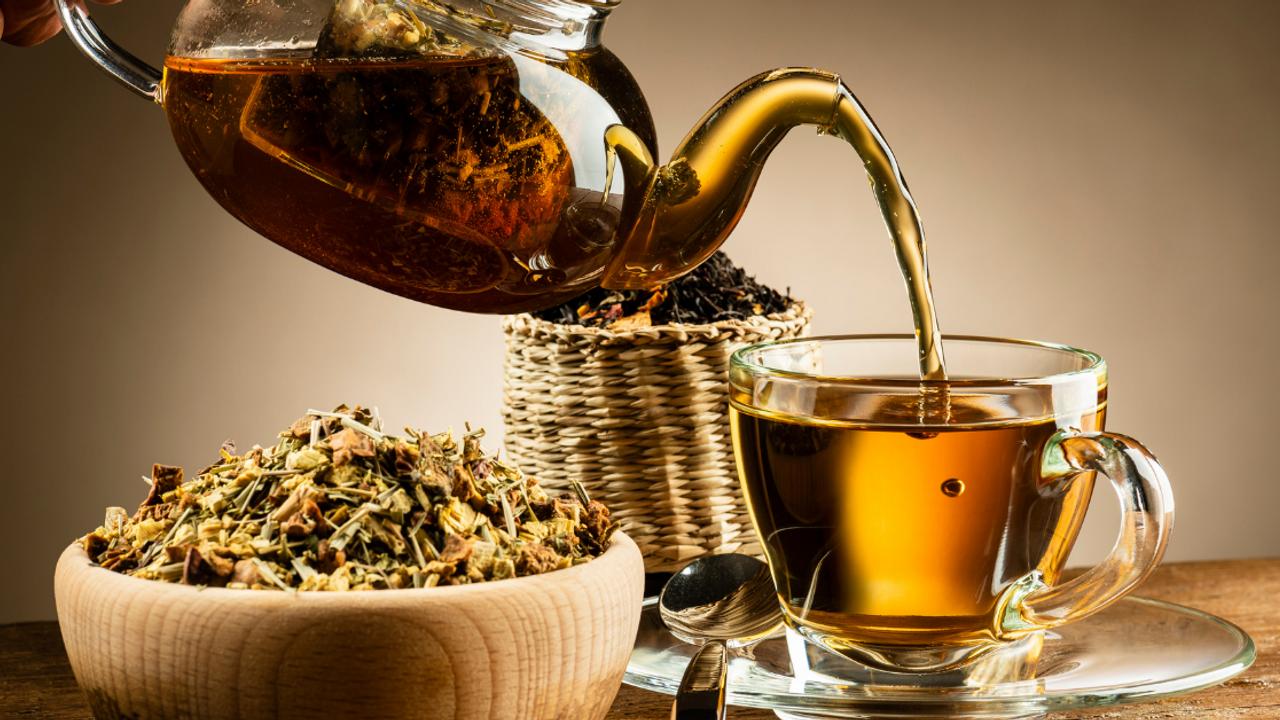 menopause menu tea
