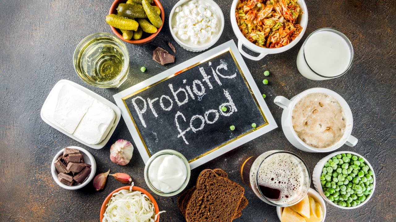 menopause diet, probiotics